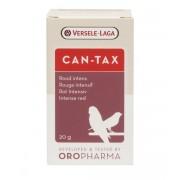 پودر مکمل قناری جهت رنگ پذیری قناری به قرمز محصول Versele-Laga Can Tax