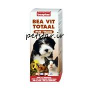 شربت مولتی ویتامین سگ و گربه و پندگان و جوندگان محصول Beaphar