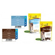 اسنک Nutri Multi-Vitamin مولتی ویتامین سگ Gimdog